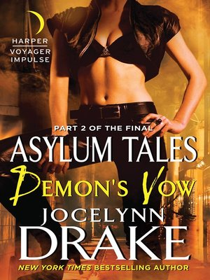 cover image of Demon's Vow