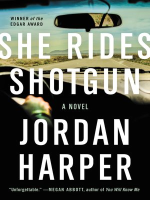 cover image of She Rides Shotgun