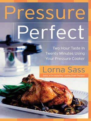 cover image of Pressure Perfect