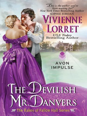 cover image of The Devilish Mr. Danvers