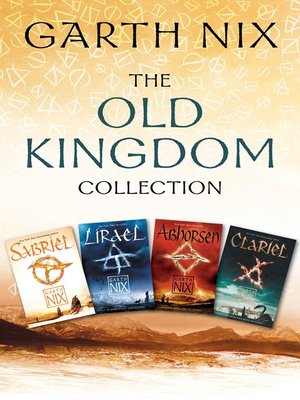cover image of The Old Kingdom Collection
