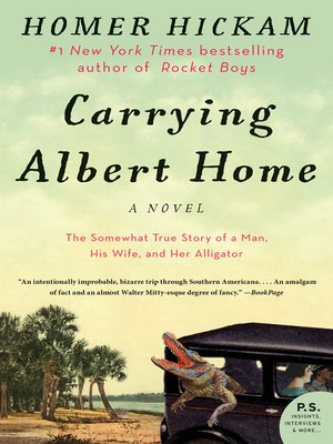 cover image of Carrying Albert Home