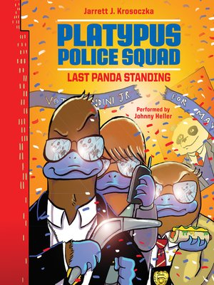 cover image of Last Panda Standing