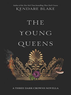 cover image of The Young Queens