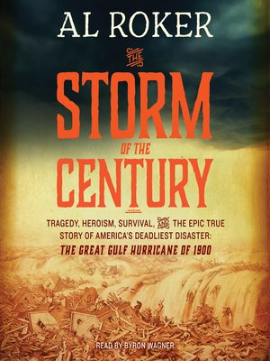 cover image of The Storm of the Century
