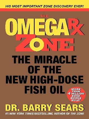 cover image of The Omega Rx Zone