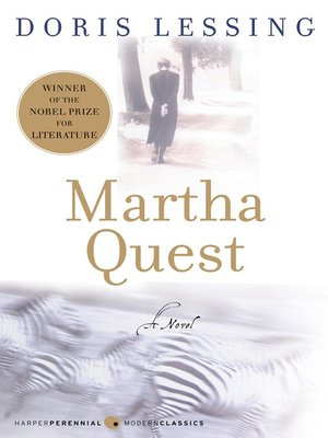 cover image of Martha Quest