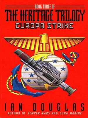 cover image of Europa Strike