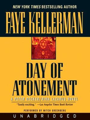 cover image of Day of Atonement