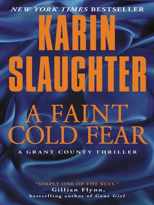 cover image of A Faint Cold Fear