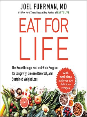 cover image of The Breakthrough Nutrient-Rich Program for Longevity, Disease Reversal, and Sustained Weight Loss