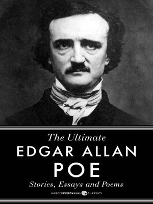 cover image of Edgar Allan Poe Stories, Essays and Poems