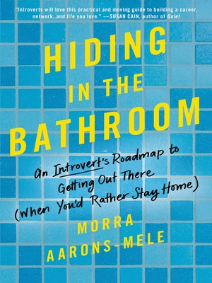 cover image of Hiding in the Bathroom