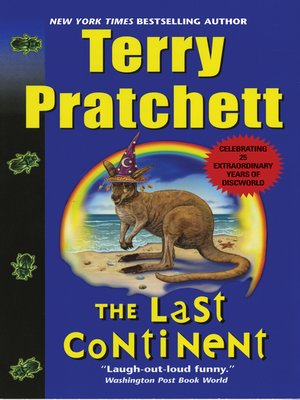 cover image of The Last Continent