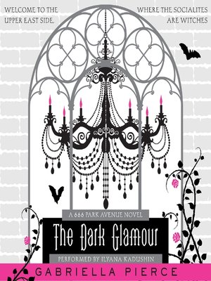 cover image of The Dark Glamour