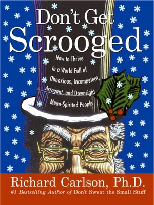 cover image of Don't Get Scrooged