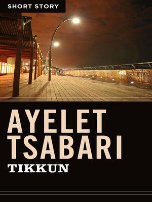 cover image of Tikkun