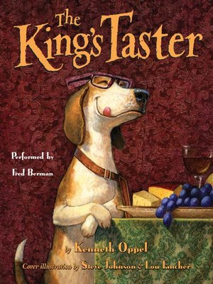 cover image of The King's Taster