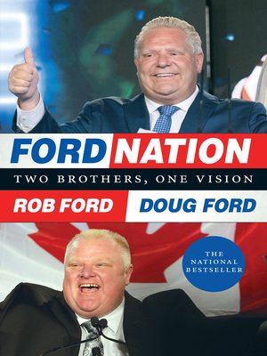 cover image of Ford Nation