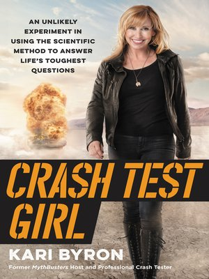 cover image of Crash Test Girl