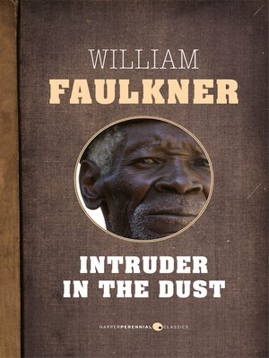 cover image of Intruder In the Dust