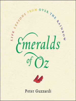 cover image of Emeralds of Oz