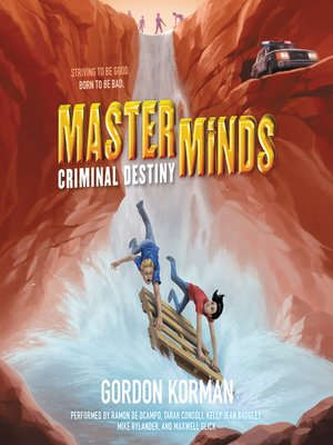 cover image of Criminal Destiny