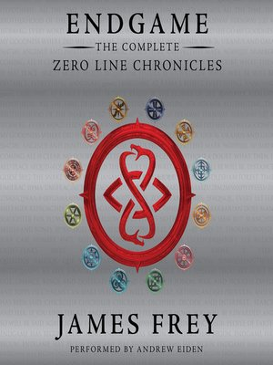 cover image of Endgame: The Complete Zero Line Chronicles