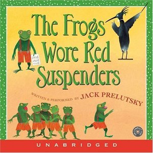 cover image of The Frogs Wore Red Suspenders