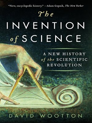 cover image of The Invention of Science