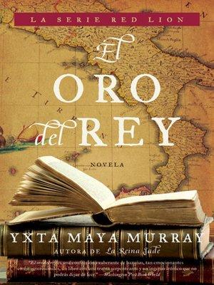 cover image of El oro del rey
