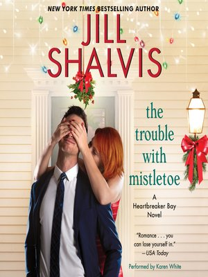 cover image of The Trouble with Mistletoe