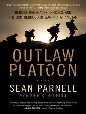cover image of Outlaw Platoon