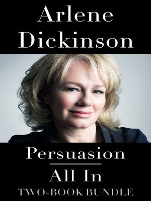 cover image of Arlene Dickinson Two-Book Bundle