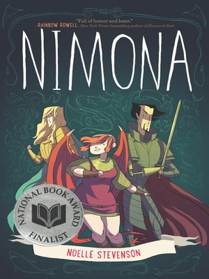 cover image of Nimona