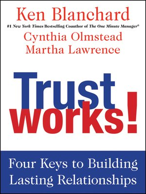 cover image of Trust Works!
