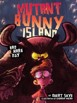 cover image of Mutant Bunny Island #2