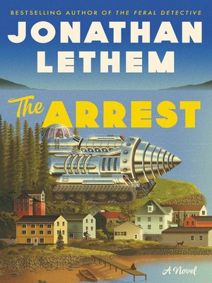 cover image of The Arrest