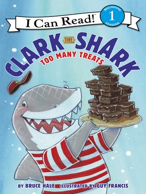 cover image of Clark the Shark