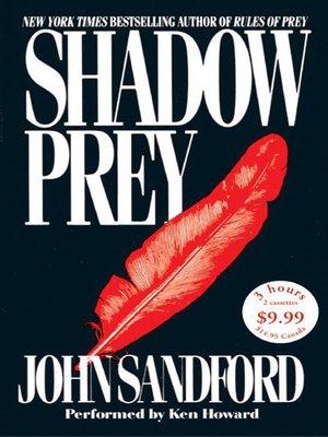 cover image of Shadow Prey