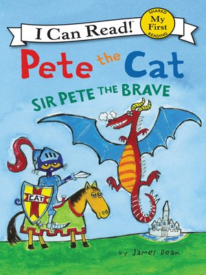cover image of Sir Pete the Brave