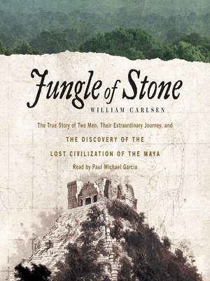 cover image of Jungle of Stone