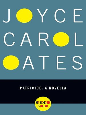 cover image of Patricide