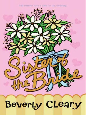 cover image of Sister of the Bride