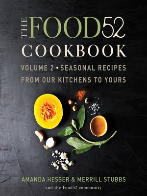 cover image of The Food52 Cookbook, Volume 2