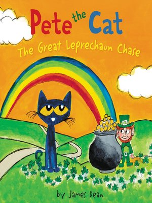 cover image of Pete the Cat: The Great Leprechaun Chase