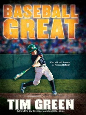 cover image of Baseball Great