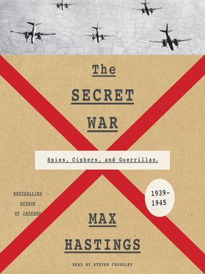 cover image of The Secret War