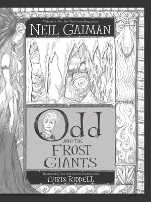 cover image of Odd and the Frost Giants