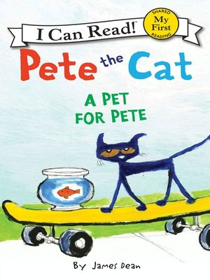 cover image of A Pet for Pete